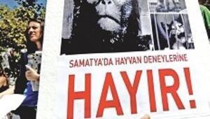 Taksim'de Samatya için 'Çığlık' tiyatrosu