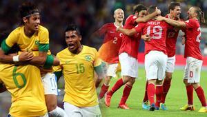 Türkiye - Brezilya maçı hangi kanalda, ne zaman