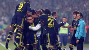 Bursaspor 2 - 3 Fenerbahçe
