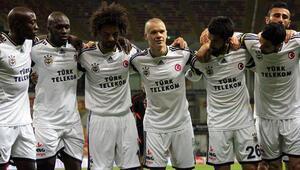 Kayserispor 0-2 Fenerbahçe