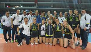İlbank 0 - 3 Fenerbahçe