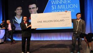 Bir uygulama yaptılar 1 milyon dolar kazandılar