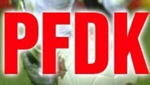 PFDK ceza yağdırdı