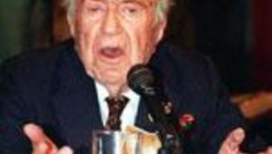 Tarihçi-yazar Cemal Kutay öldü