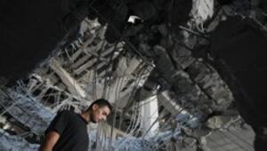 İsrailin saldırılara yanıtı sert oldu