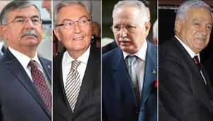Meclis Başkanlık seçimlerinde taktik savaşları