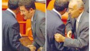 AKP de kafa tokuşturdu