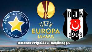Asteras Tripolis - Beşiktaş Star TV canlı yayın izle / NTV Radyo dinle