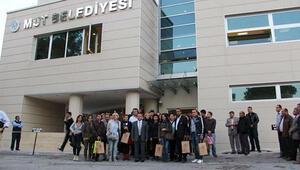 Avrupa'dan öğretmen ve öğrenciler Türkiye'de