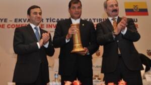 Ekvator 12 milyar dolarlık çılgın proje için Türk ortaklar arıyor