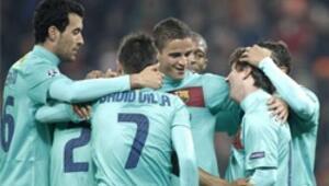 ManU ve Barça yarı finalde