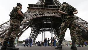 Fransada 10 bin asker görevlendiriliyor