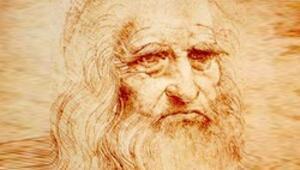 Leonardonun otoportresi küflendi
