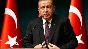 Erdoğan: Pasaport kontrolünü iyi yap da kaçmasın