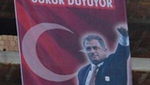Adana'ya dev Fatih Terim posteri