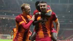 Galatasaray 2 - 1 Akhisar Belediyespor