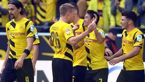 Dortmunddan gövde gösterisi