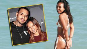 Chris Brown ve Karrueche Tran özür tatilinde