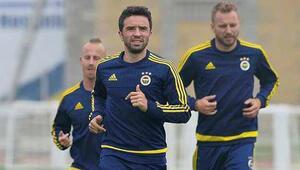 Fenerbahçede Shakhtar mesaisi