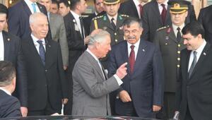 Prens Charles Türkiyede