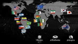 Yeni nesil Dünya Kupası uygulaması: Football Gala Brazil