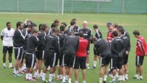 Beşiktaş Avusturyaya gitti
