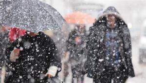 İstanbulda kar etkisini artırıyor