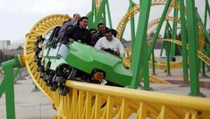 Roller Coaster raya girdi