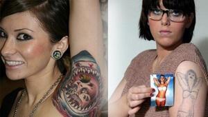 Bu dövmeleri görmeden dövmeciye gitmeyin