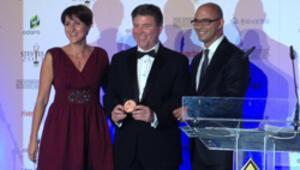 Shell & Turcasa Avrupadan ödül
