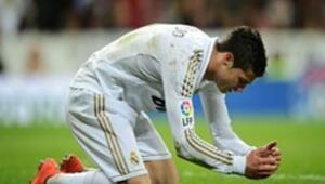 Real Madrid Ronaldoyla yıkıldı