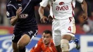 G.Saray: 0 - Bordeaux: 0