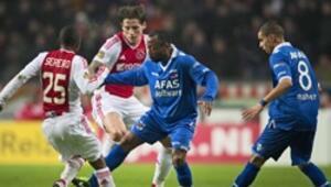 Ajax zirveyi bırakmıyor