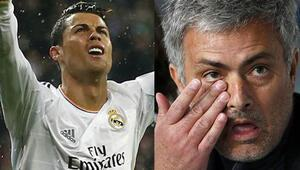 Real Madrid coştu, Jose Mourinho yıkıldı