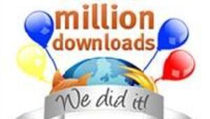 Firefox 100 milyona ulaştı