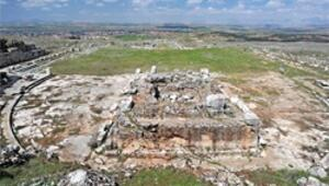 Psidia Antioch'dan Yalvaç'a
