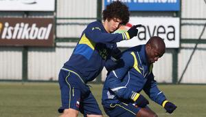 Fenerbahçede Kayserispor mesaisi