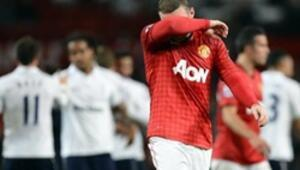 Manchester Uniteda evinde şok yenilgi