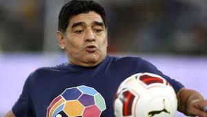 Maradona, FIFAdan görev bekliyor