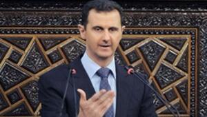 Esad yedi ay sonra halkının karşısına çıktı