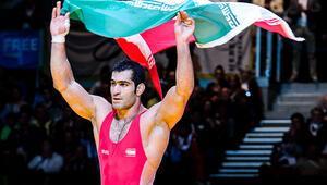 Dünya şampiyonu güreşçiye iki yıl men
