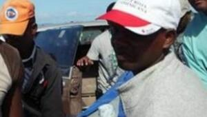 Zambiyada dehşet: Nehirde can verdiler