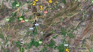 Ankarada 5 ayrı noktada arama
