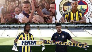 Fenerbahçede son 12 yılın transfer rekoru