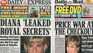 Diana kraliyet köstebeğiydi