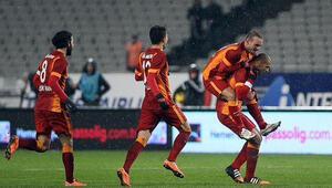 Beşiktaş 0 - 2 Galatasaray