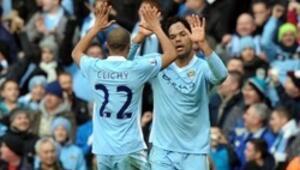 Zirveye Manchester City ambargosu