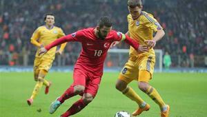 Türkiye - Kazakistan maç özeti ve golleri (izle)