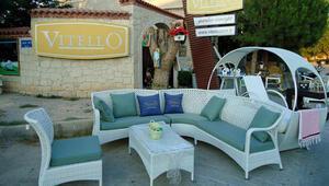 Bahçe mobilyalarında Vitello zamanı