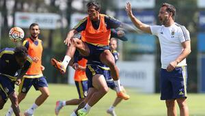 Fenerbahçede Pereiradan Shakhtar maçı öncesi flaş karar